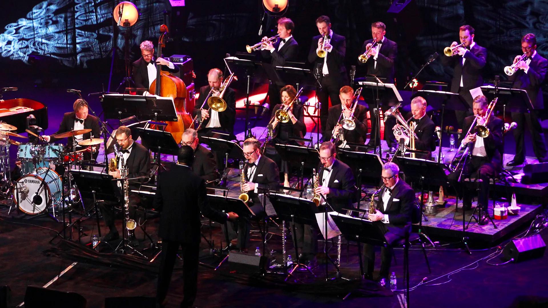 Se koncerter DR Big Band på DR TV