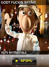 EKSTRA AFSNIT: Alis nytårstale